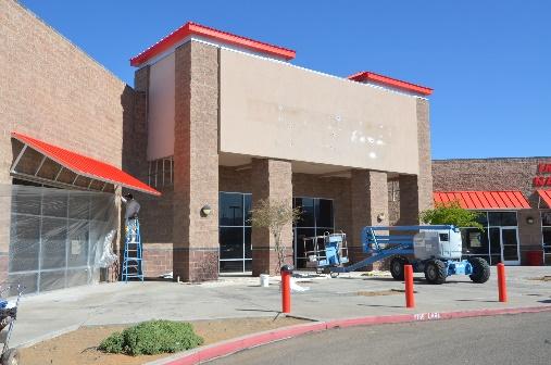 Stucco Painting - Albuquerque, New Mexico