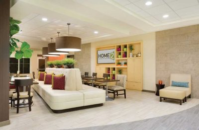 Commercial Interior Painting - Hotels - Home 2 Suites - Albuquerque, New Mexico