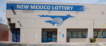 Commercial Painting project for New Mexico Lottery by Bob's Painting in Albuquerque, New Mexico